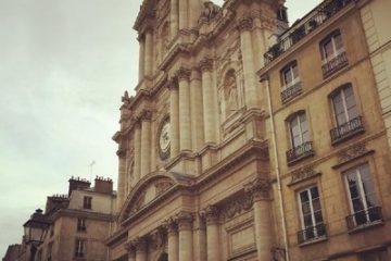 パリ サンポールサンルイ教会
