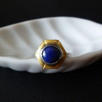 ラピスラズリ 指輪